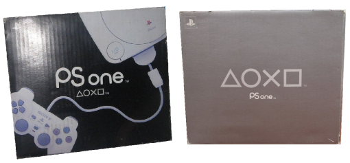 caixa PS one